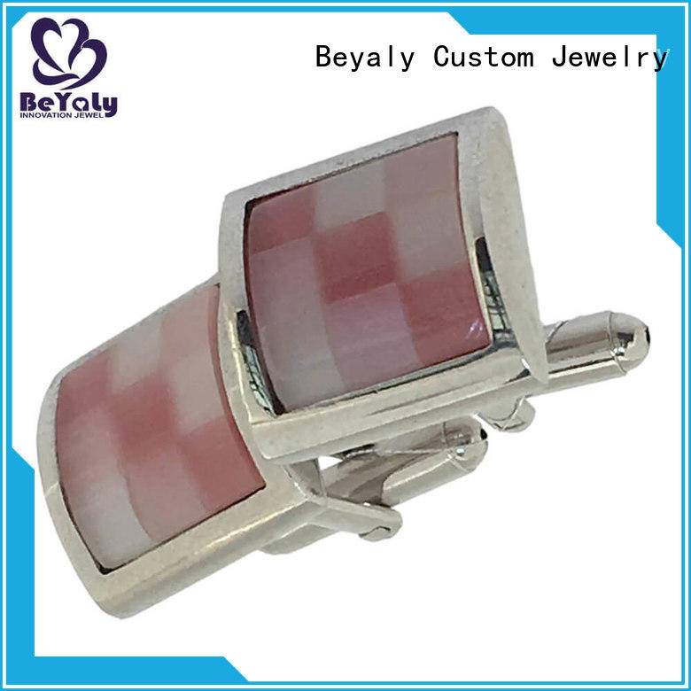 BEYALY custom cufflinks Suppliers for engagement