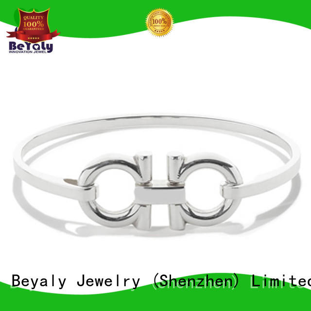 BEYALY silver silver bangles and bracelets factory for ceremony