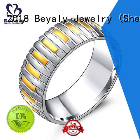 BEYALY plated stone jewellery promotion for wedding