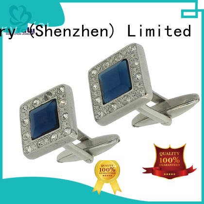 quality customize cuff links supplier for ceremony for advertising promotion BEYALY