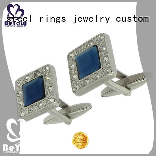 BEYALY multistory custom cuff link factory for party