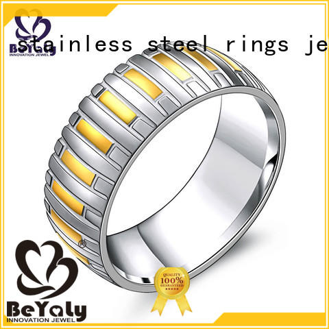 BEYALY customized platinum diamond rings Suppliers for men