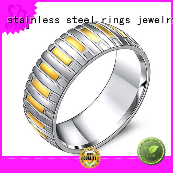 BEYALY anniversary platinum ring sets for women