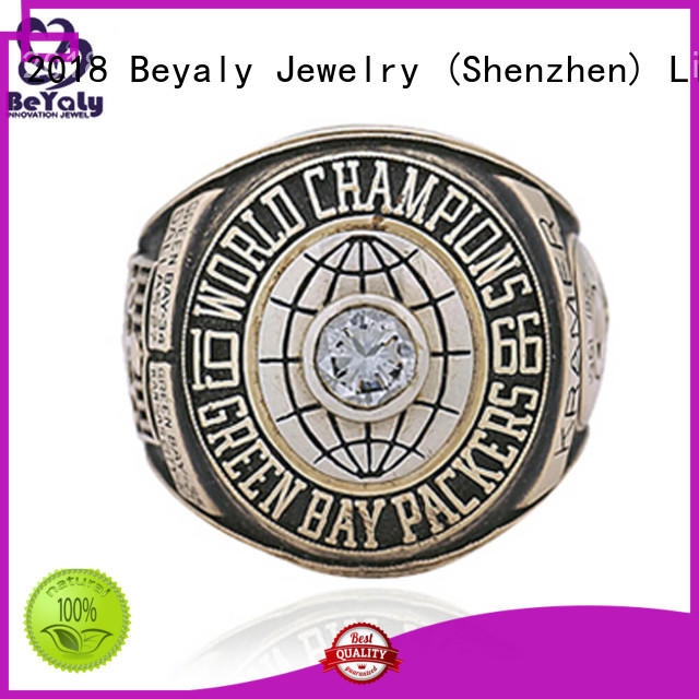 popular basketball championship rings promotion for word champions BEYALY