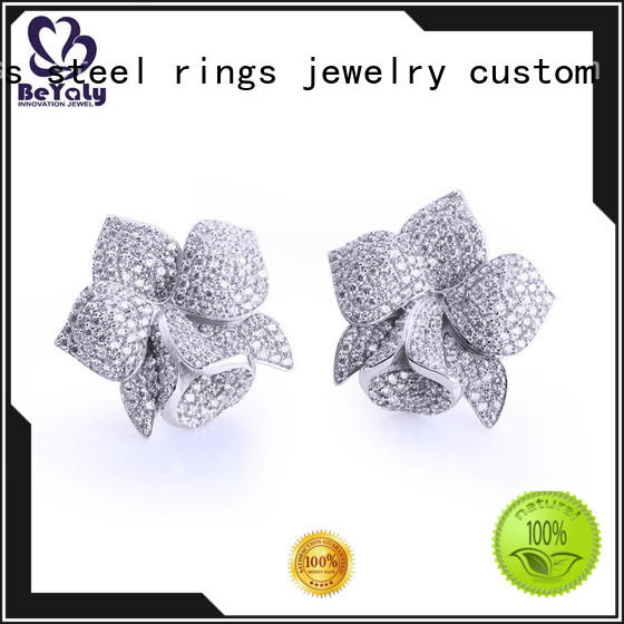 BEYALY stylish mini hoop earring design for business gift