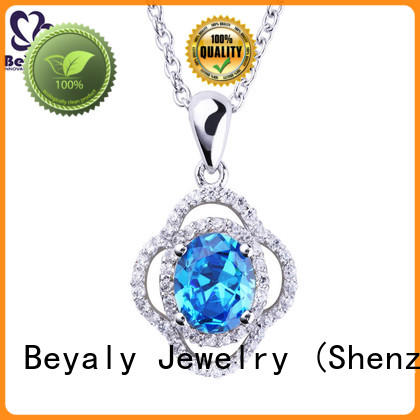 BEYALY Latest dog tag jewelry necklace for business for wife