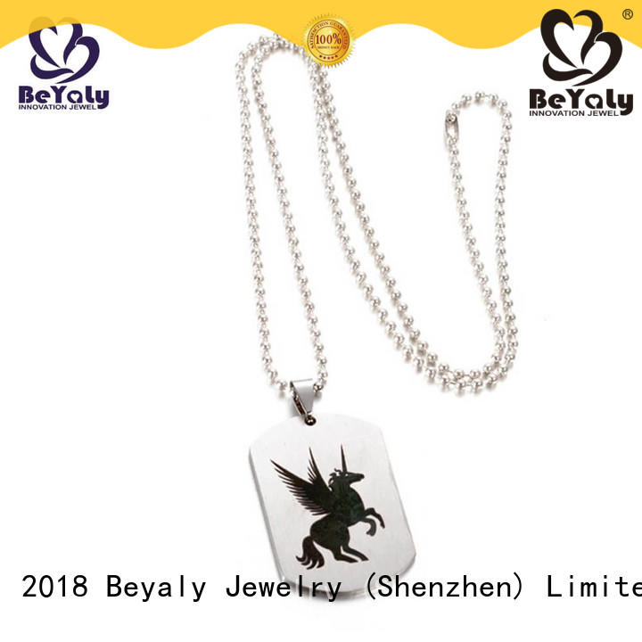 BEYALY dog necklace necklace for wife