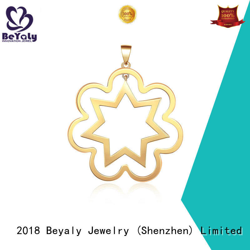 sun clover pendant online for ladies BEYALY