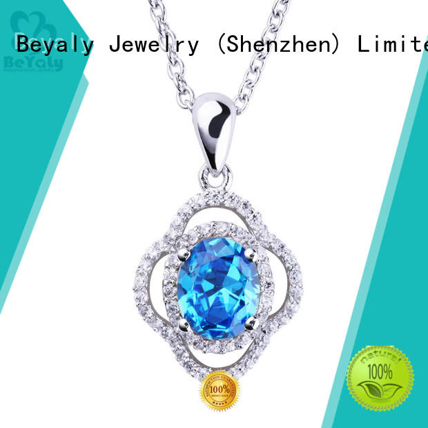 BEYALY beauty dog tag jewelry necklace Supply for women