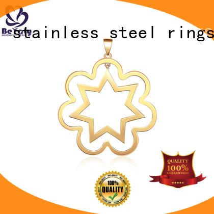 BEYALY New sterling silver jewelry blanks manufacturers for girls