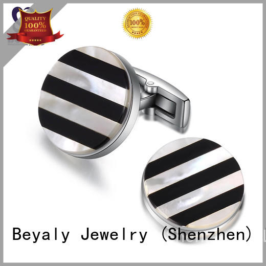 BEYALY customize cuff links for business for engagement