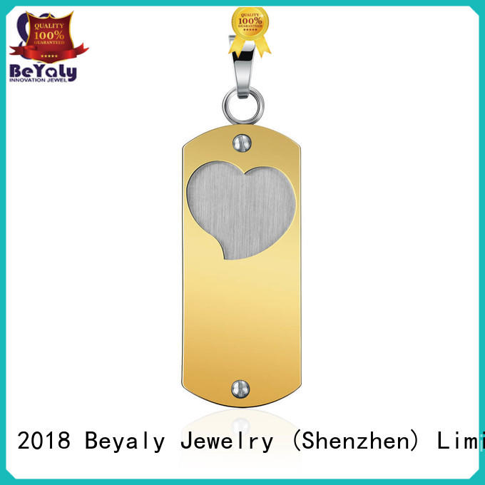 BEYALY modern blank pendant online for girls