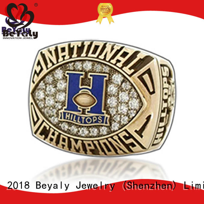 art deco championship rings 2001 sets for national chamions