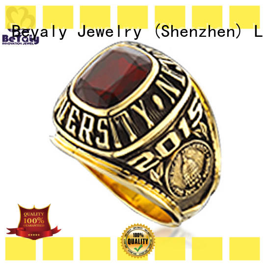 BEYALY school college graduation rings manufacturers for university students