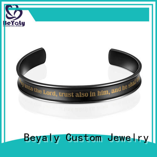 BEYALY zirconia rose gold bracelets and bangles manufacturers for ceremony