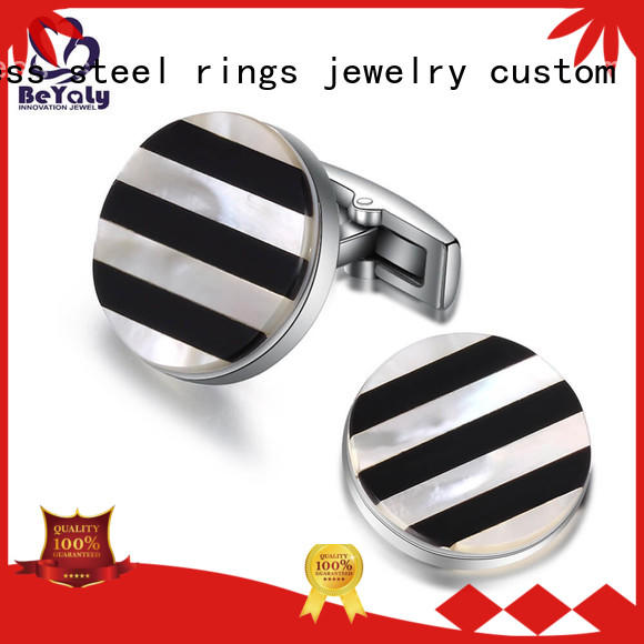 round custom cufflinks directly price for ceremony for advertising promotion