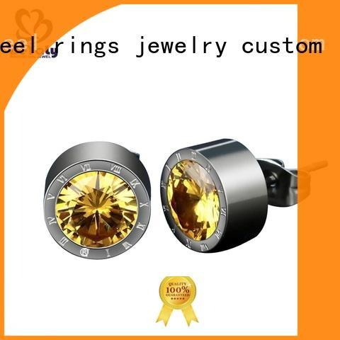 BEYALY earrings cubic zirconia earrings company for business gift