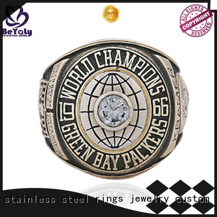 BEYALY customized custom championship rings sets for word champions