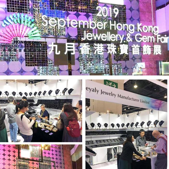 Happy ending of HK Jewelry & Gem Fair