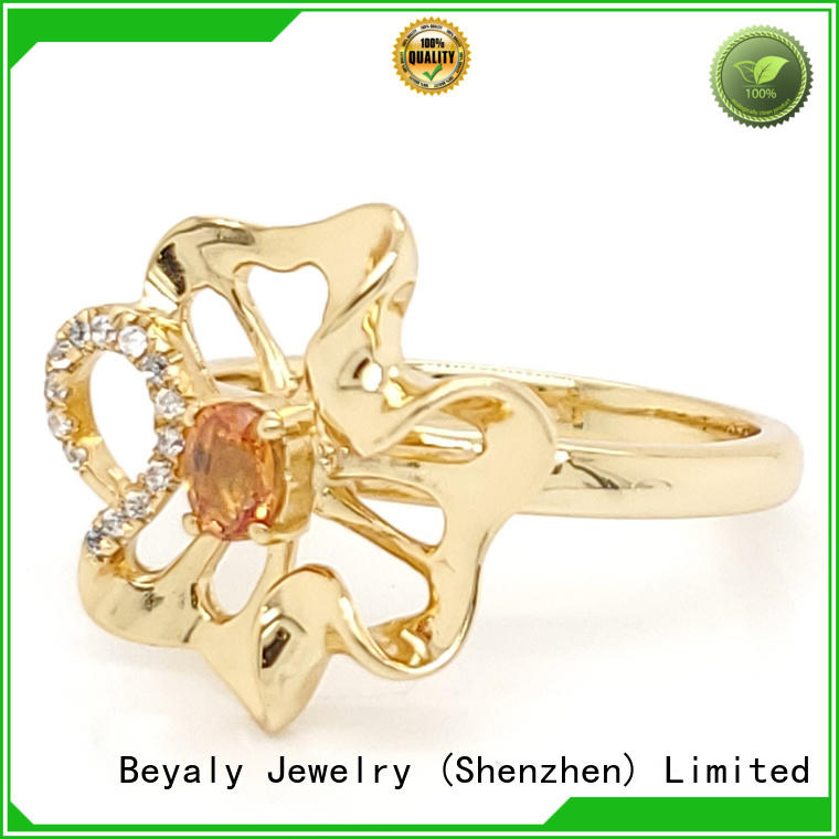 BEYALY diamond top 5 engagement ring designers Supply for daily life