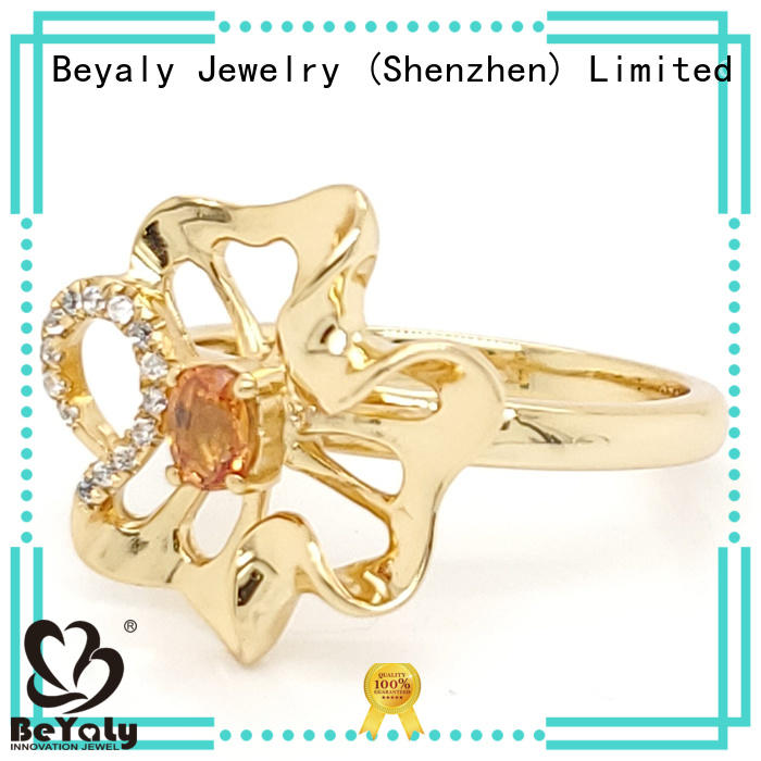 BEYALY gold stone jewellery online manufacturers for men