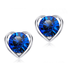 New cz earring round for business for business gift