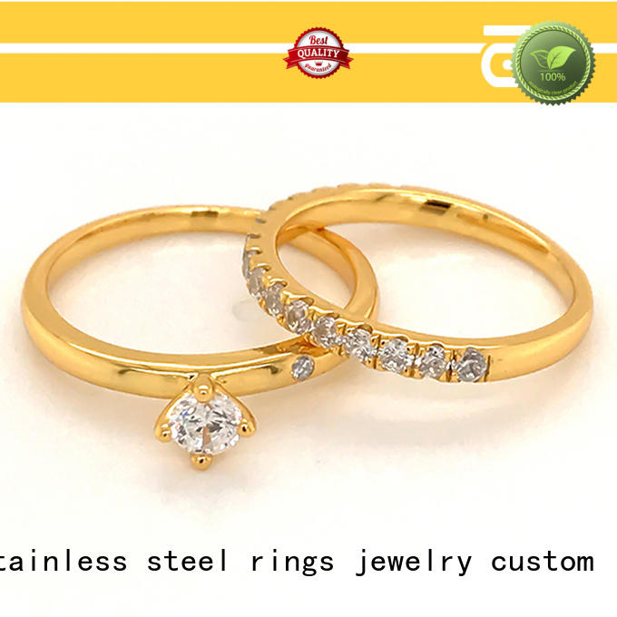 BEYALY promise jewelry stones Supply for daily life