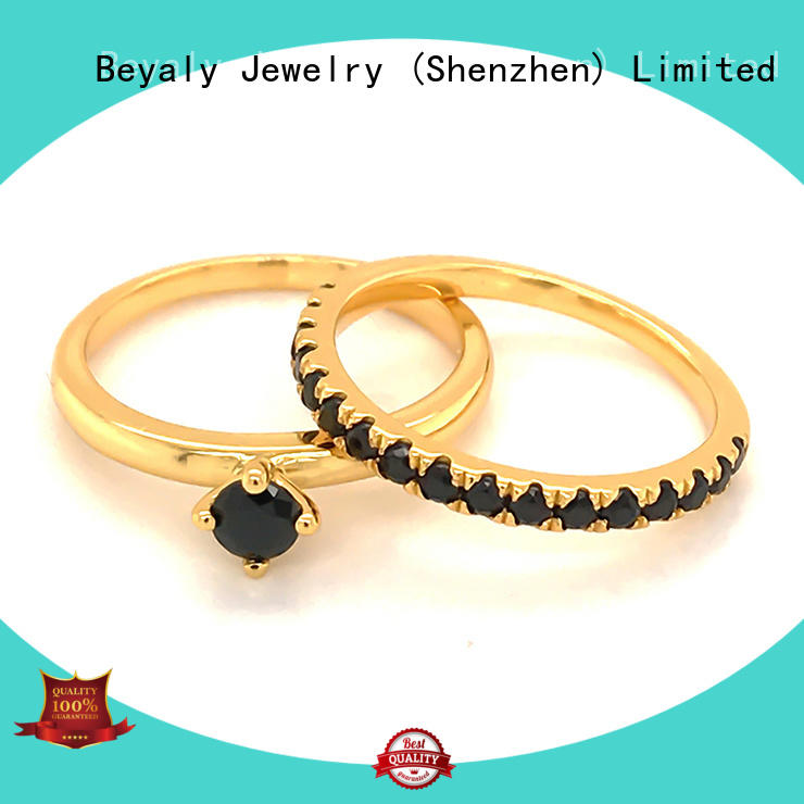 BEYALY Custom great diamond rings Supply for daily life