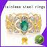 BEYALY princess crown ring manufacturers for wedding