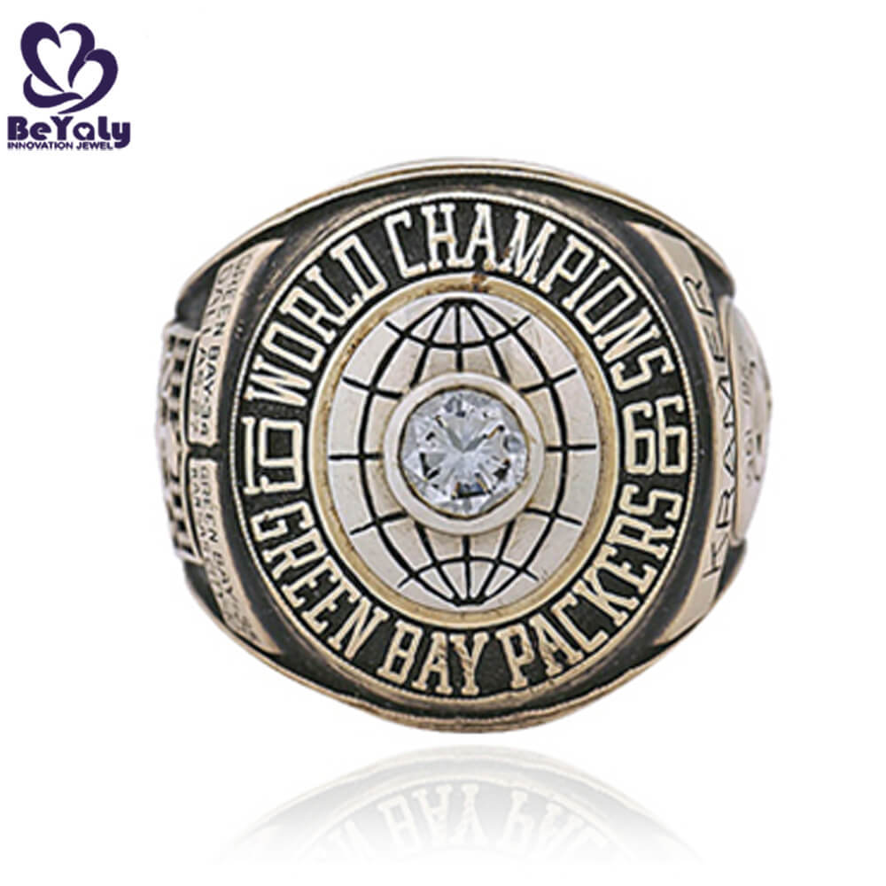BEYALY champions national championship rings for player-1