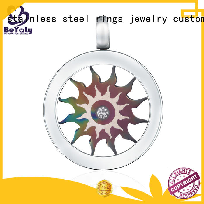 BEYALY sterling aluminum jewelry blanks Suppliers for women