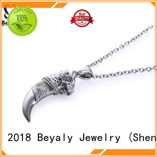 BEYALY stock dog necklace on sale for wife