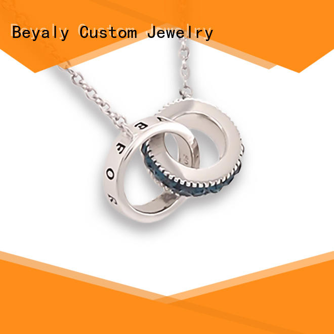 BEYALY totem jewel pendant necklace factory for women