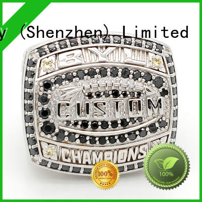 BEYALY packers silver championship rings manufacturers for athlete