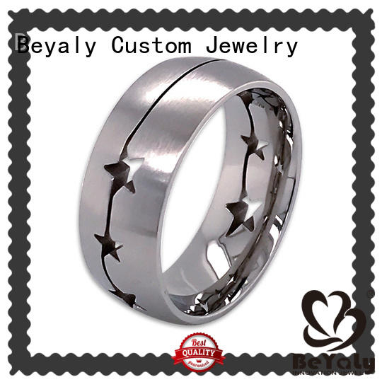 BEYALY jewelry top rated wedding rings company for wedding
