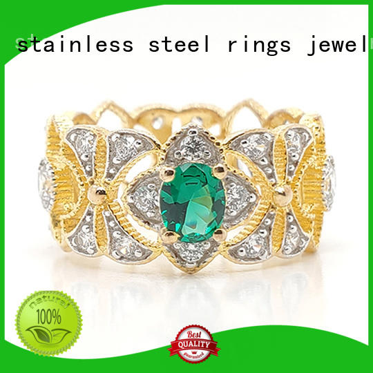 BEYALY crown promise rings company for daily life