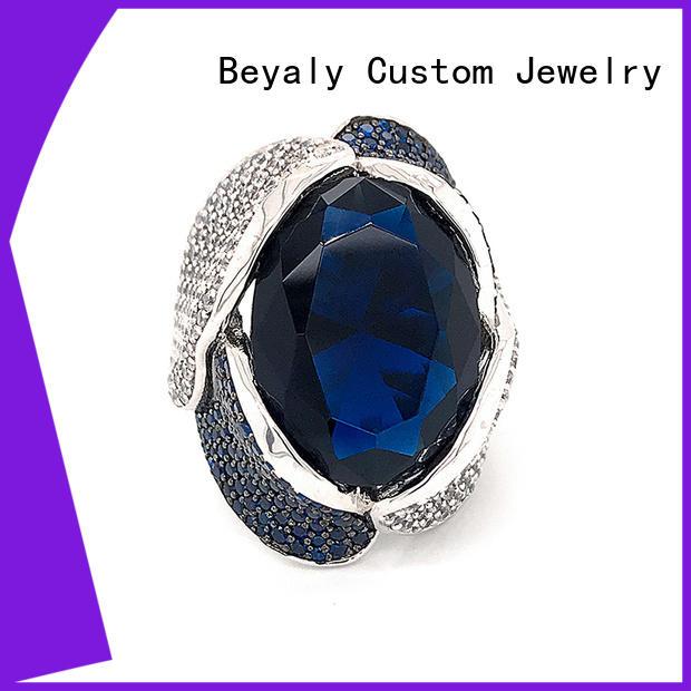 BEYALY stone popular diamond engagement rings Supply for men
