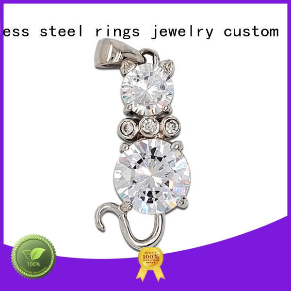 Custom pendant design manufacturers for ladies