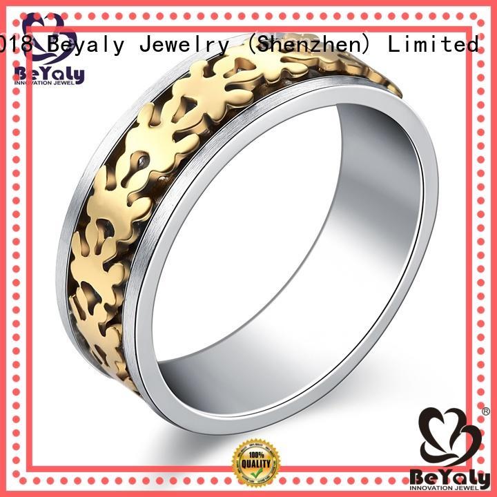 BEYALY diamond stone jewellery design for men