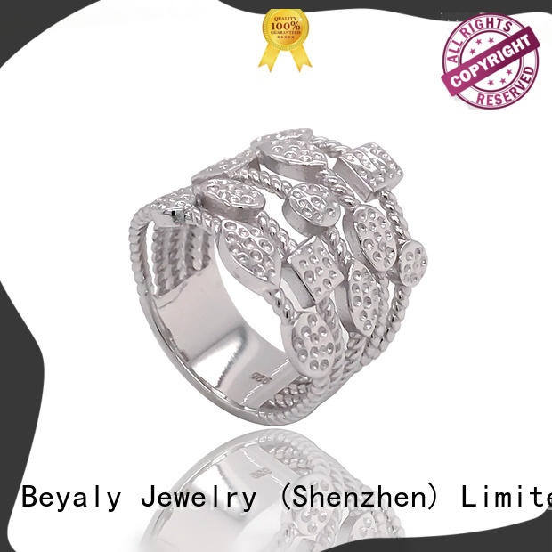 Custom platinum diamond band ring bulk company for daily life