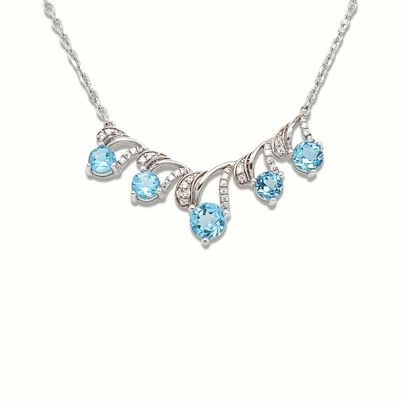 High-quality buy white gold chain necklace company-1