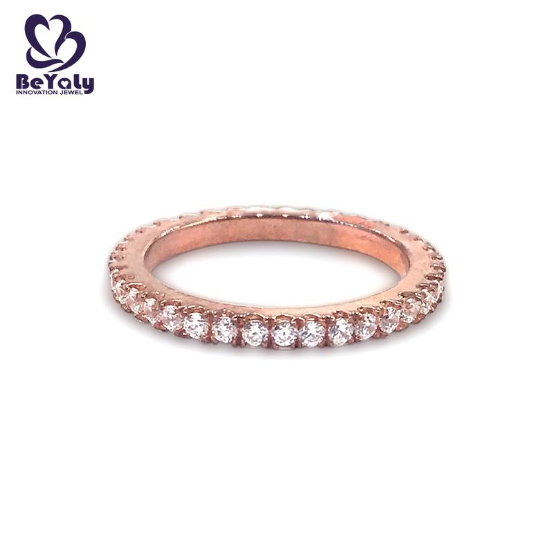 BEYALY diamond popular diamond ring styles Suppliers for men