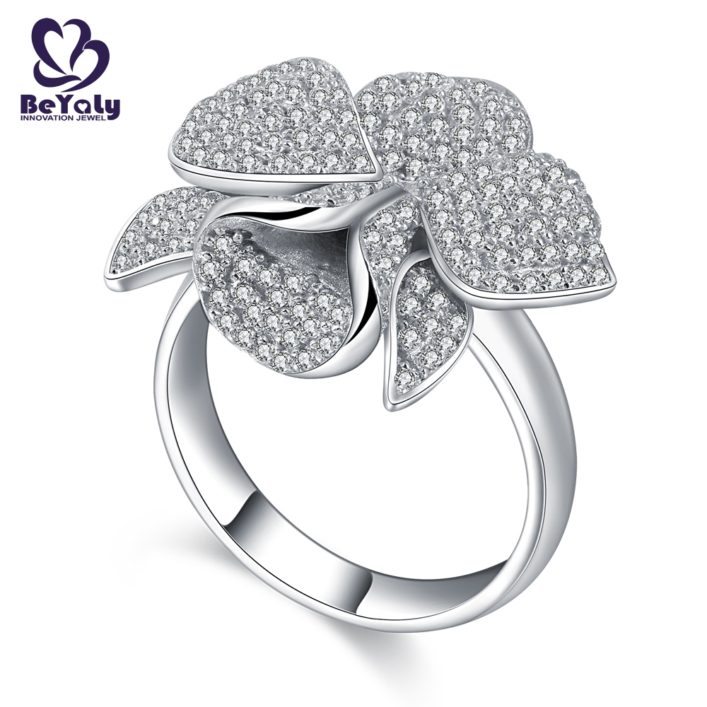 edge platinum diamond rings promotion for daily life BEYALY-BEYALY-img