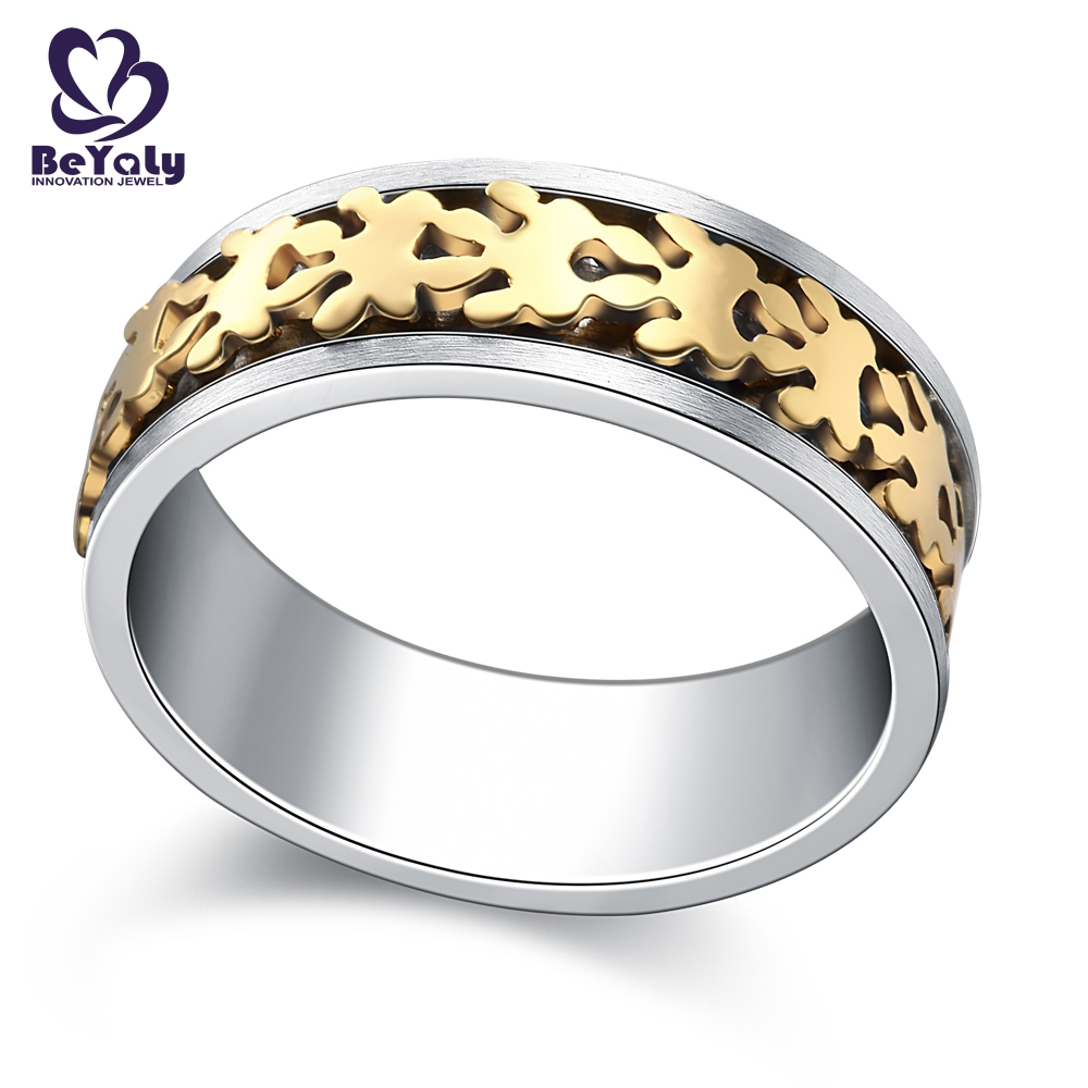 application-BEYALY Custom sterling silver ring company for men-BEYALY-img