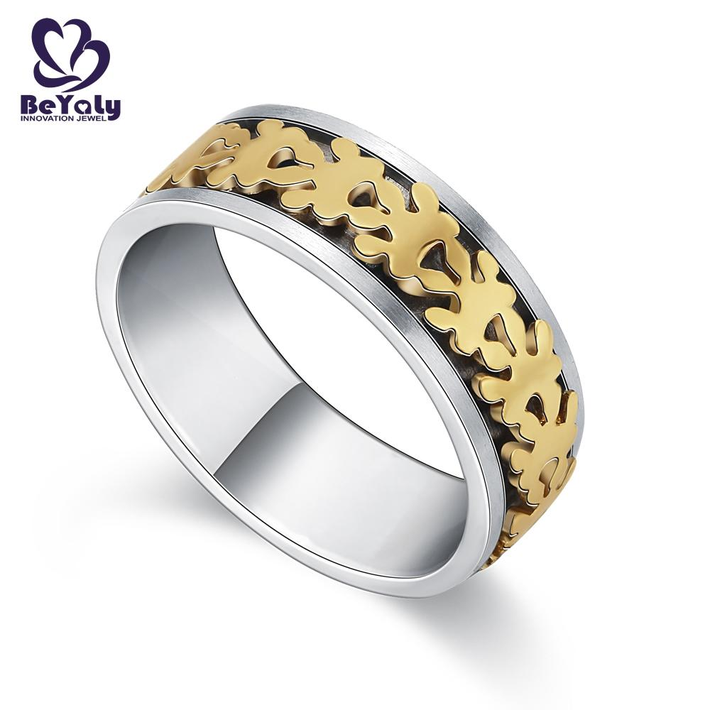 BEYALY stainless most popular engagement ring stores Suppliers for women
