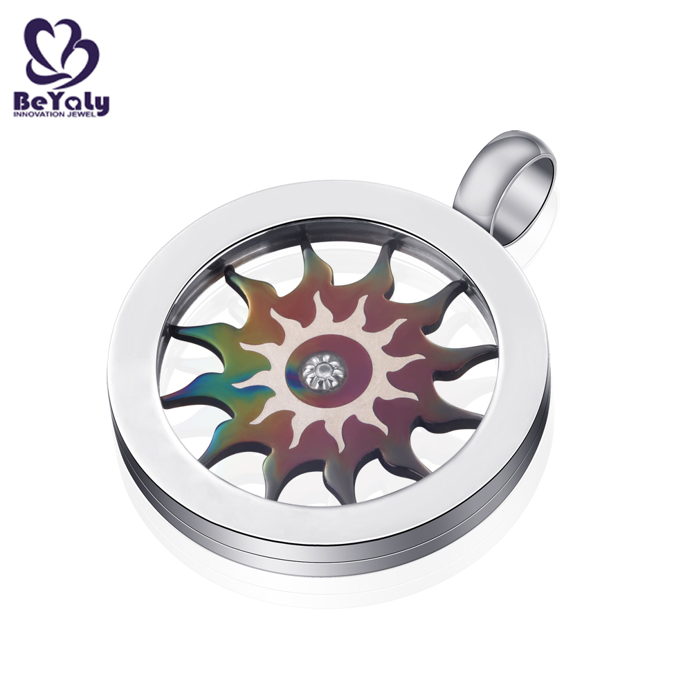 BEYALY shape 24 karat gold charms manufacturer for wife-1