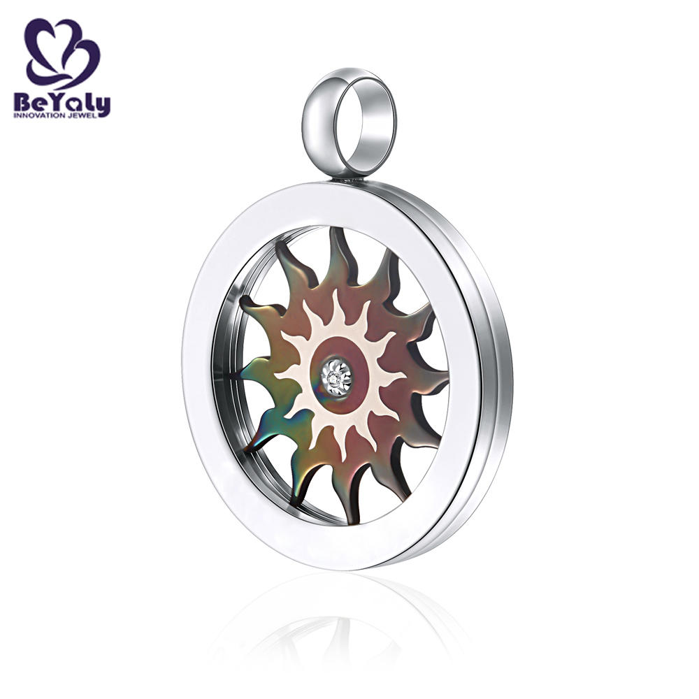 Top blank pendant stainless Supply-2