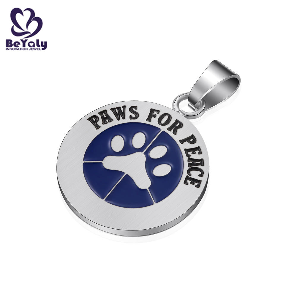 BEYALY blank silver charms for girls Suppliers for women-3