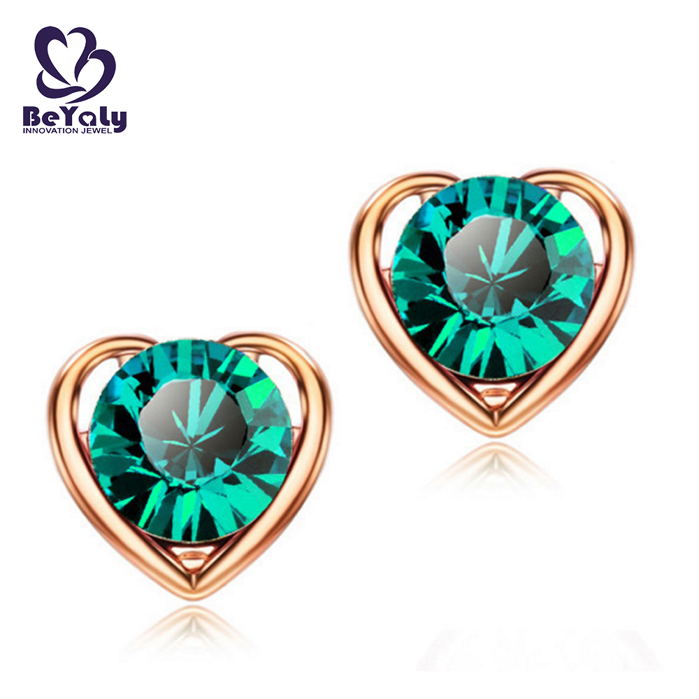 BEYALY Top circle earring company for advertising promotion-4