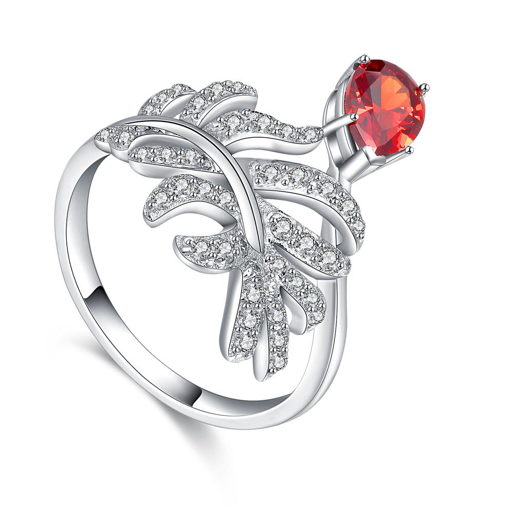 BEYALY bulk platinum diamond rings Supply for women-fashion jewelry wholesale-circle earring-stainle